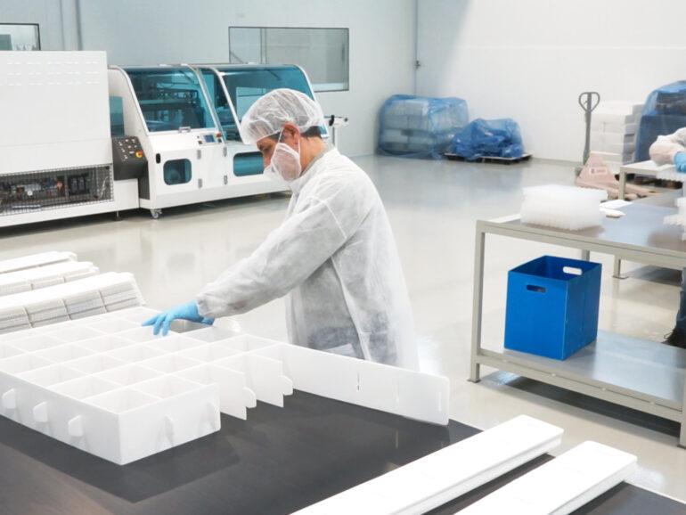 Packaging farmaceutico in polipropilene: caratteristiche e vantaggi