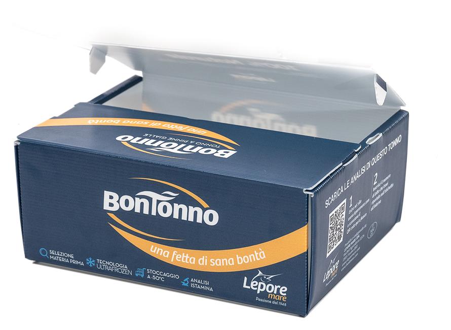 cassette polionda per pesce